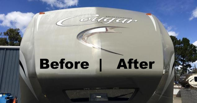 Keep Your RV Shiny And Clean!